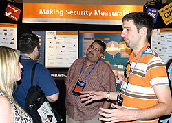 2007 Black Hat Booth